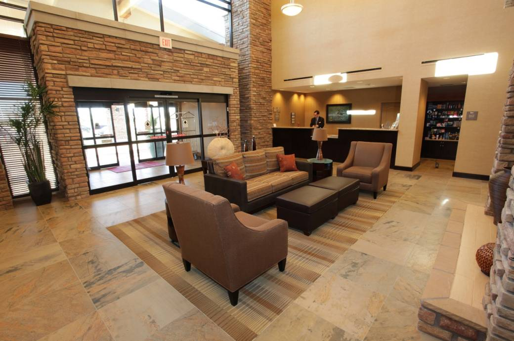 Homewood Suites Phoenix/Chandler Fashion Center Lobby