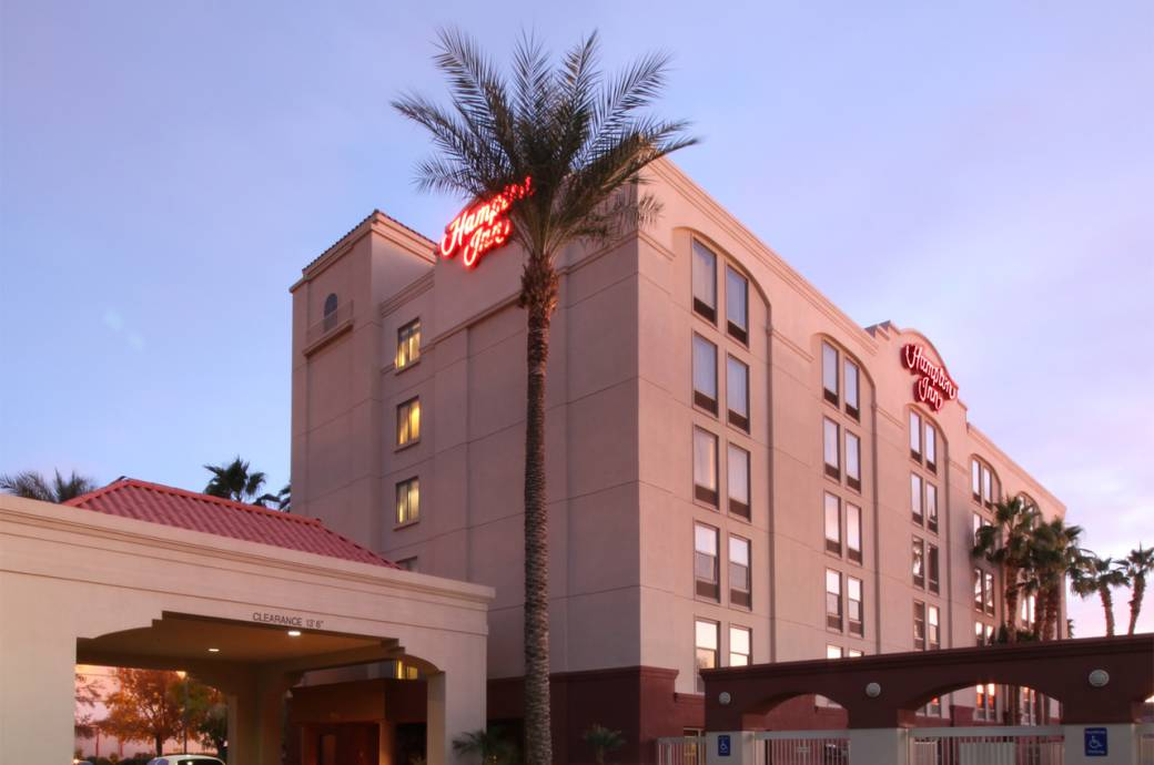 Hampton Inn by Hilton Phoenix/Chandler Exterior View
