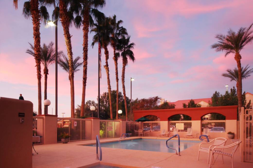 Hampton Inn by Hilton Phoenix/Chandler Pool