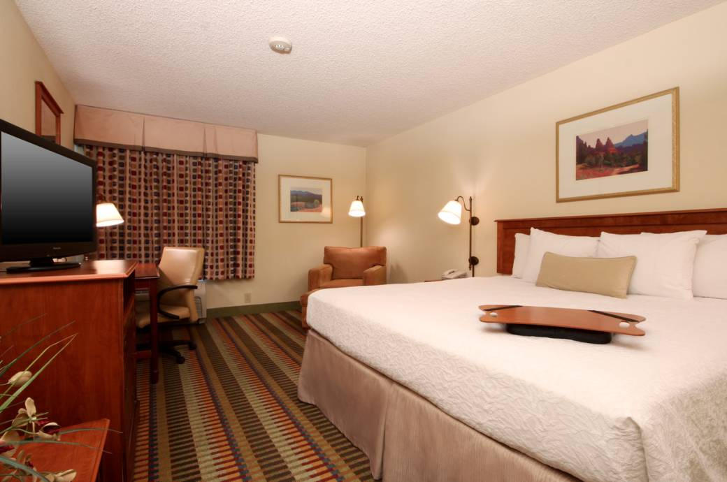 Hampton Inn by Hilton Phoenix/Chandler King Room