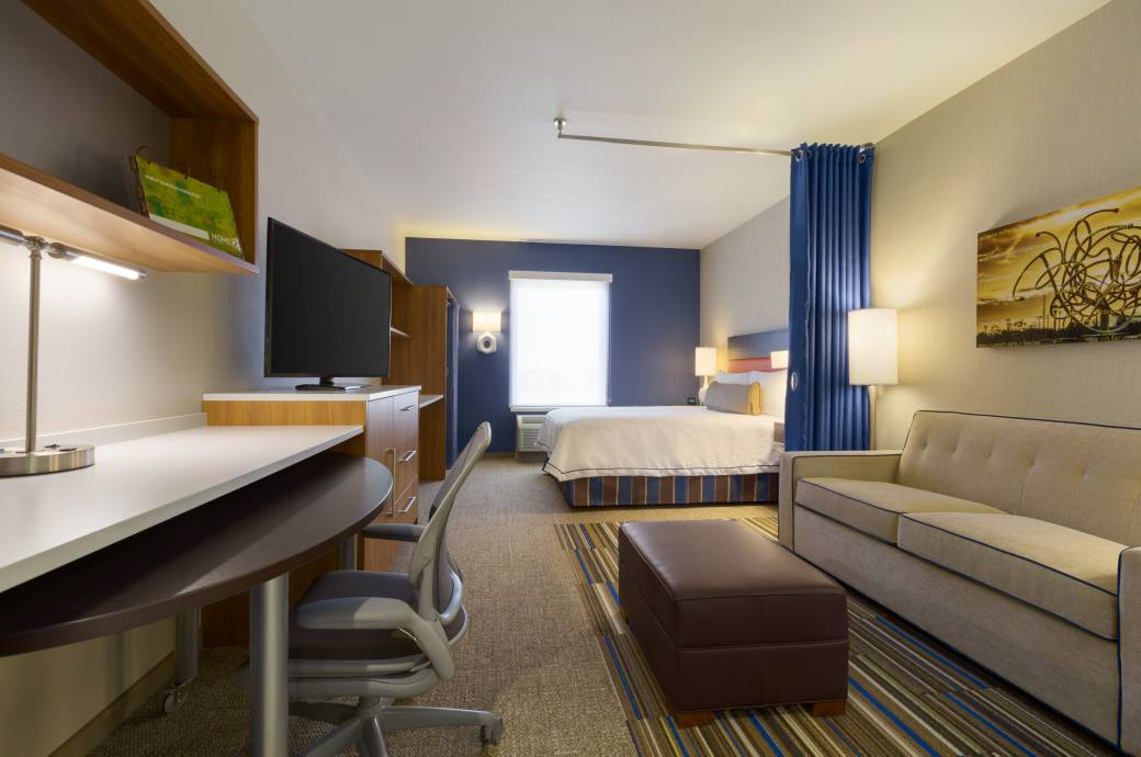 Home2 Suites by Hilton Phoenix Chandler Hotel - Queen Studio Suite