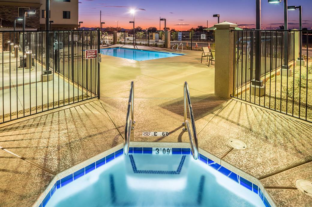 Staybridge Suites Phoenix-Chandler Hot Tub