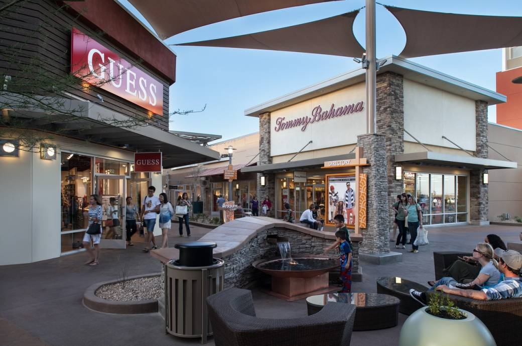 Phoenix Premium Outlets at Wild Horse Pass in Chandler, AZ
