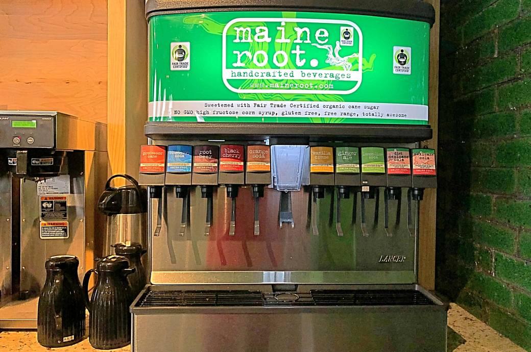 Cherish Farm Fresh Eatery - Main Root Sodas