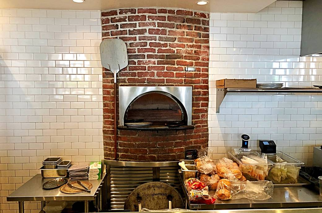 Cherish Farm Fresh Eatery - Pizza Oven