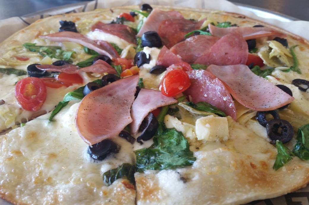 Custom Pizza at Pieology #2