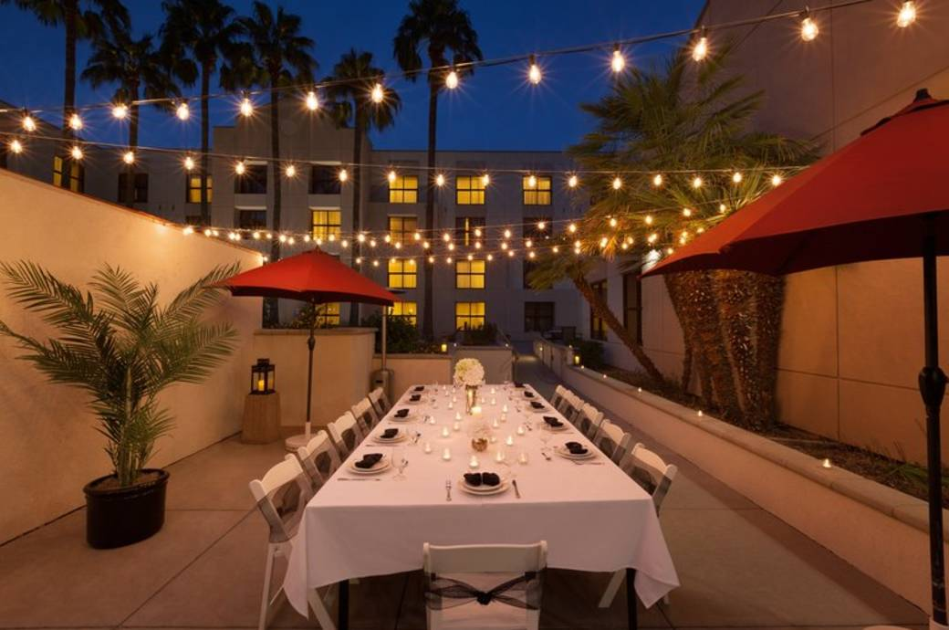 Chandler Southgate Hotel Private Dinner