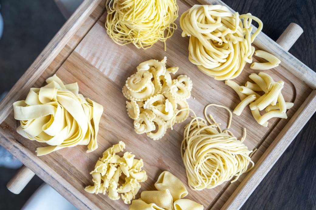 The Sicilian Baker - Fresh Pasta