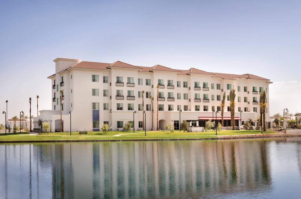 Residence Inn by Marriott Phoenix Chandler/South - Lakeside View