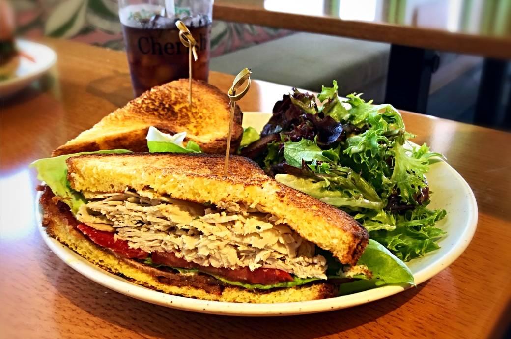 Cherish Farm Fresh Eatery - Roast Turkey Sandwich