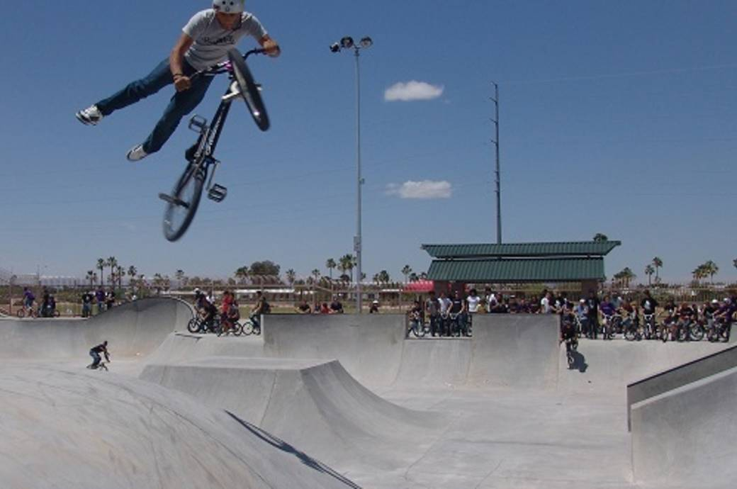 Chandler Bike Park at Espee Park