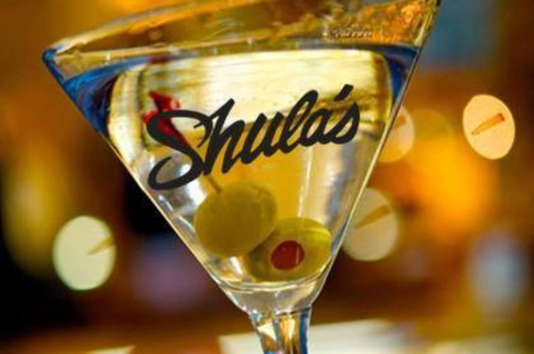 Shula's Steak House - Martini