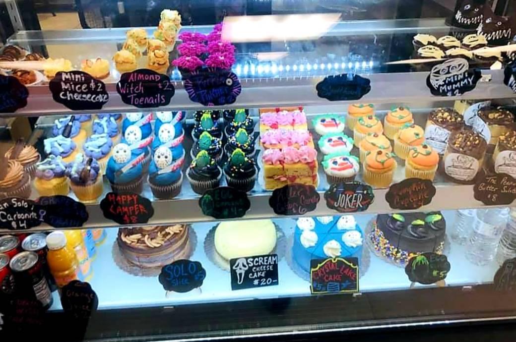 Spooky's Swirls - Bakery Case