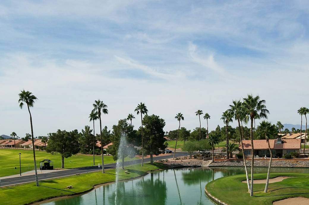 Sunbird Golf Club in Chandler, AZ