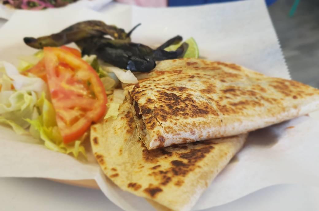 Tacos Chiwas Chandler - Quesadilla