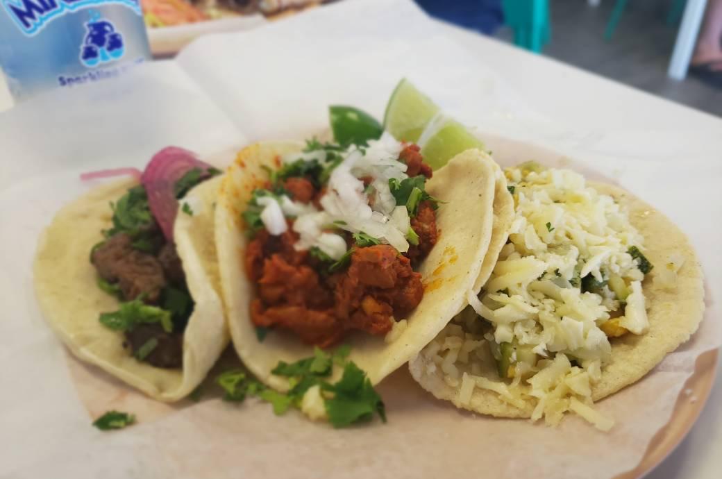 Tacos Chiwas Chandler - Trio of Tacos