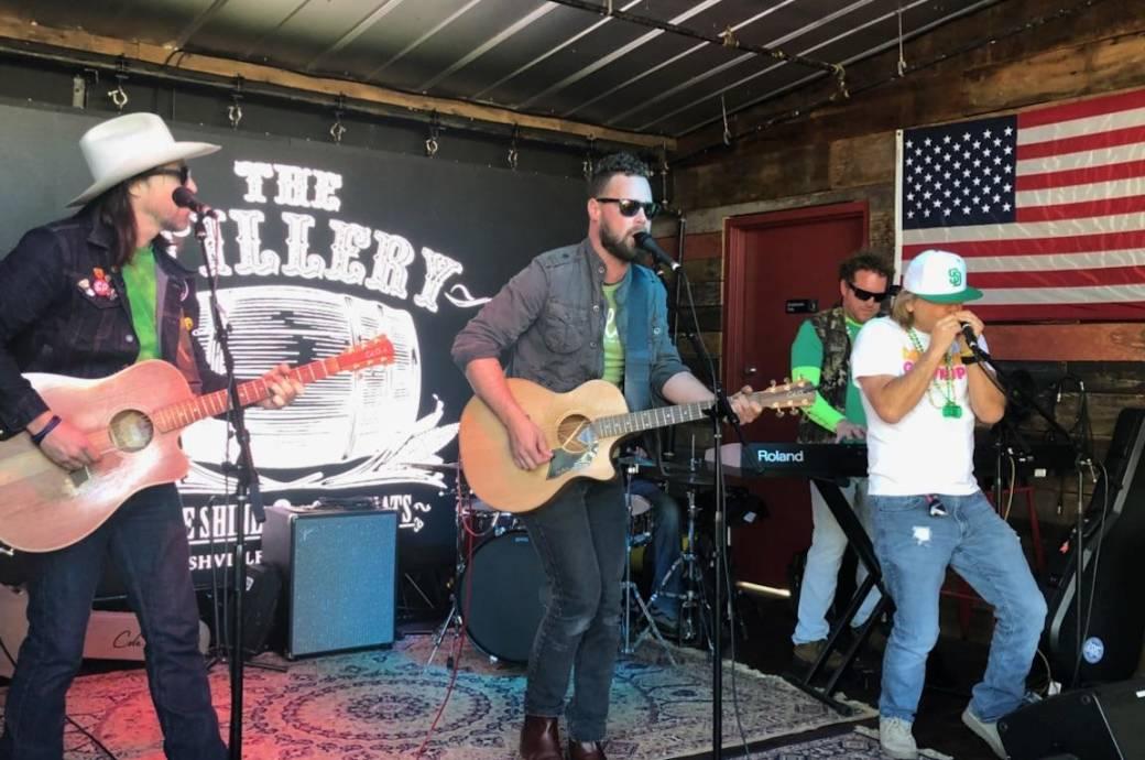 The Stillery - Live Music