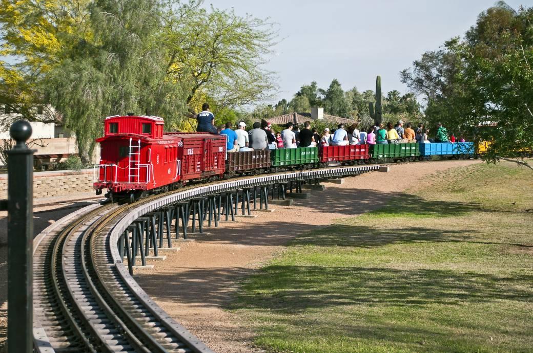 McCormick -Stillman Railroad Park
