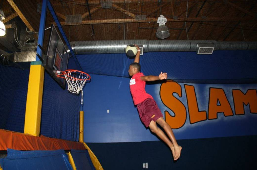 Airworx Trampoline Basketball