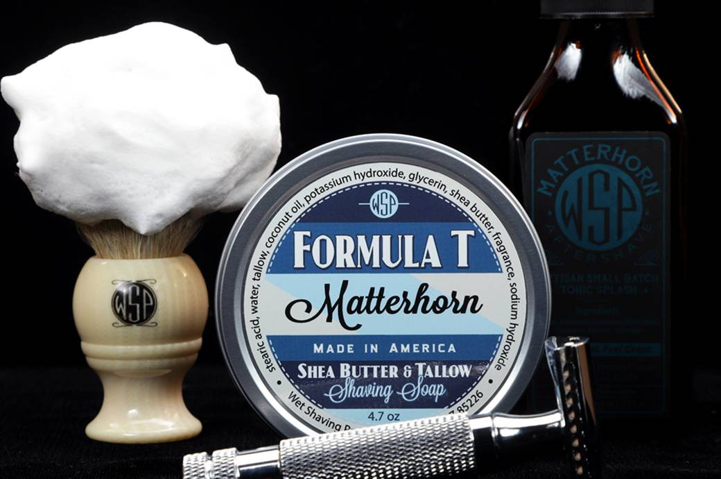Wet Shaving Products
