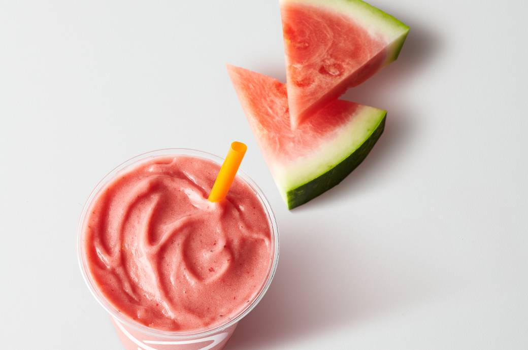 Jamba Juice at Chandler Fashion Center Mall - Watermelon Breeze Smoothie