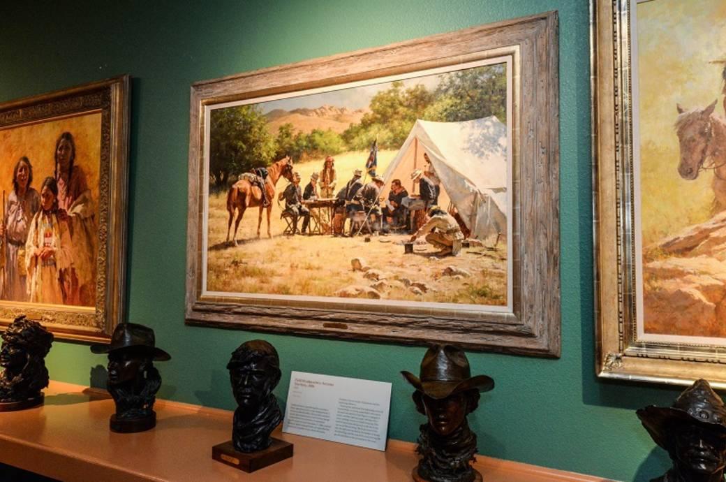 Zelma Basha Salmeri Gallery of Western American and American Indian Art 4