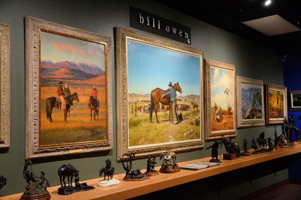 Zelma Basha Salmeri Gallery of Western American and American Indian Art 2