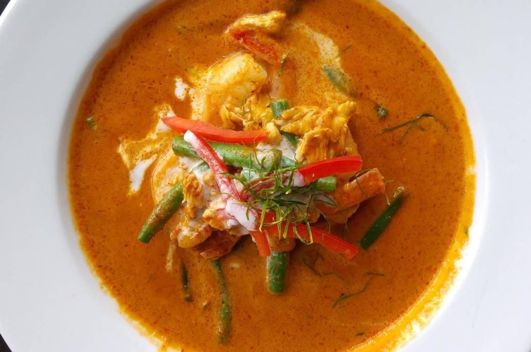 Charm Thai - Red Curry