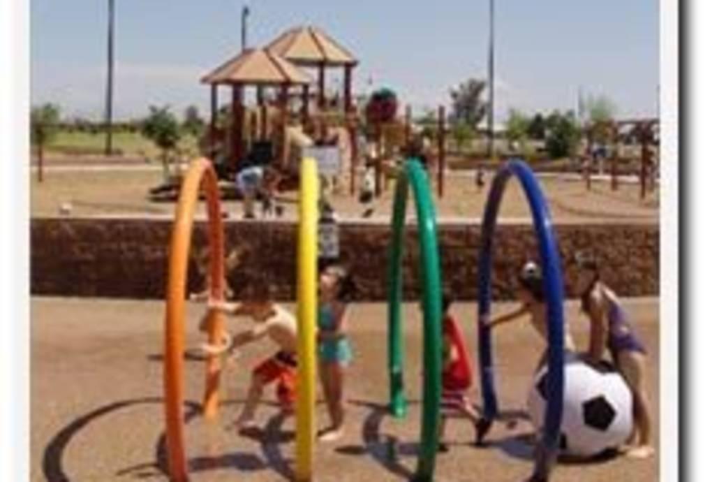 Chuparosa Park Spray Pad