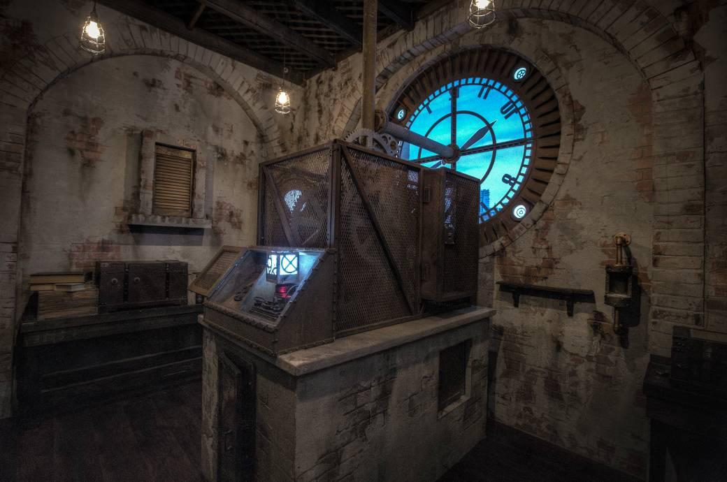 Escape The Room - Clock Room