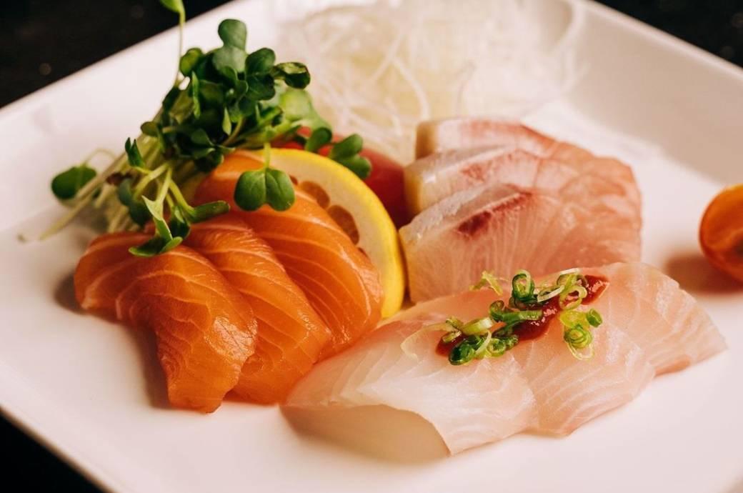 Crazy Tuna Sushi - Sashimi Plate
