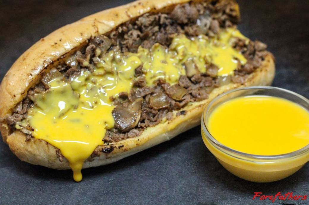 Forefathers Cheesesteaks - Cheesesteak