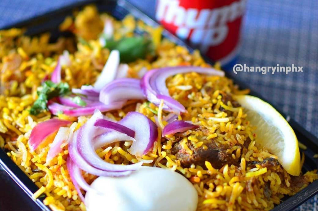 Turmeric Express Indian Grocery & Restaurant - image by @hangryinphx