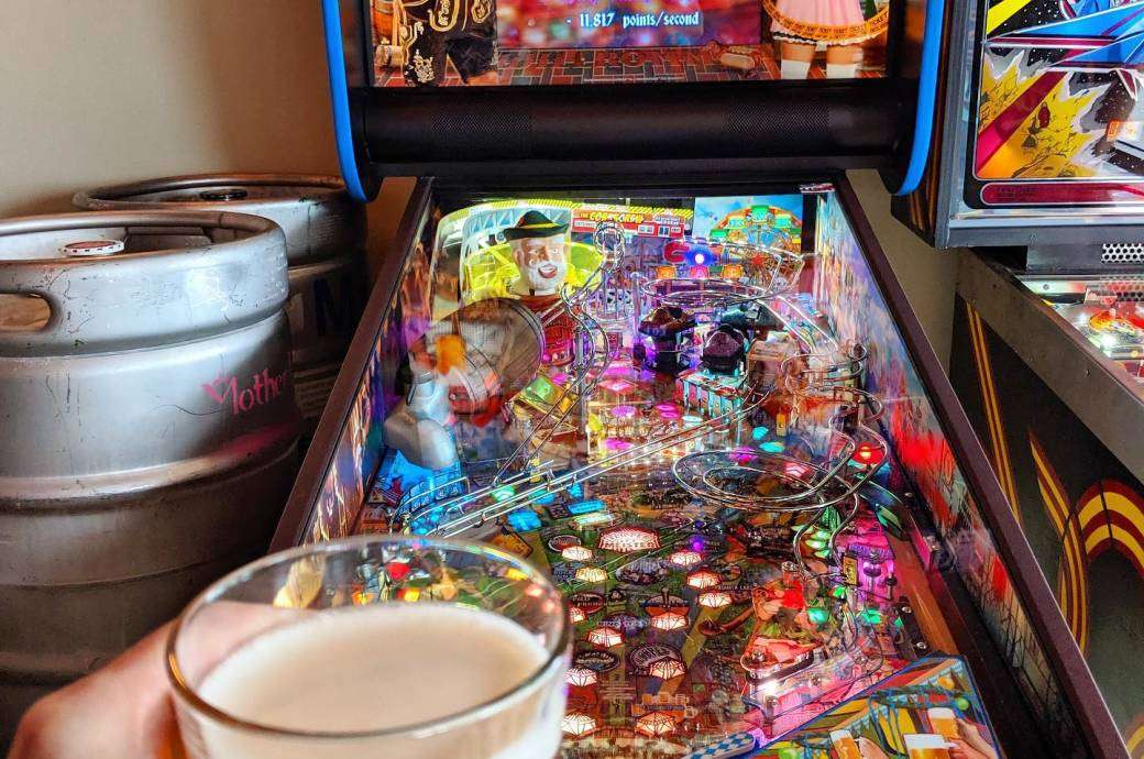 Hop Central - Arcade Game