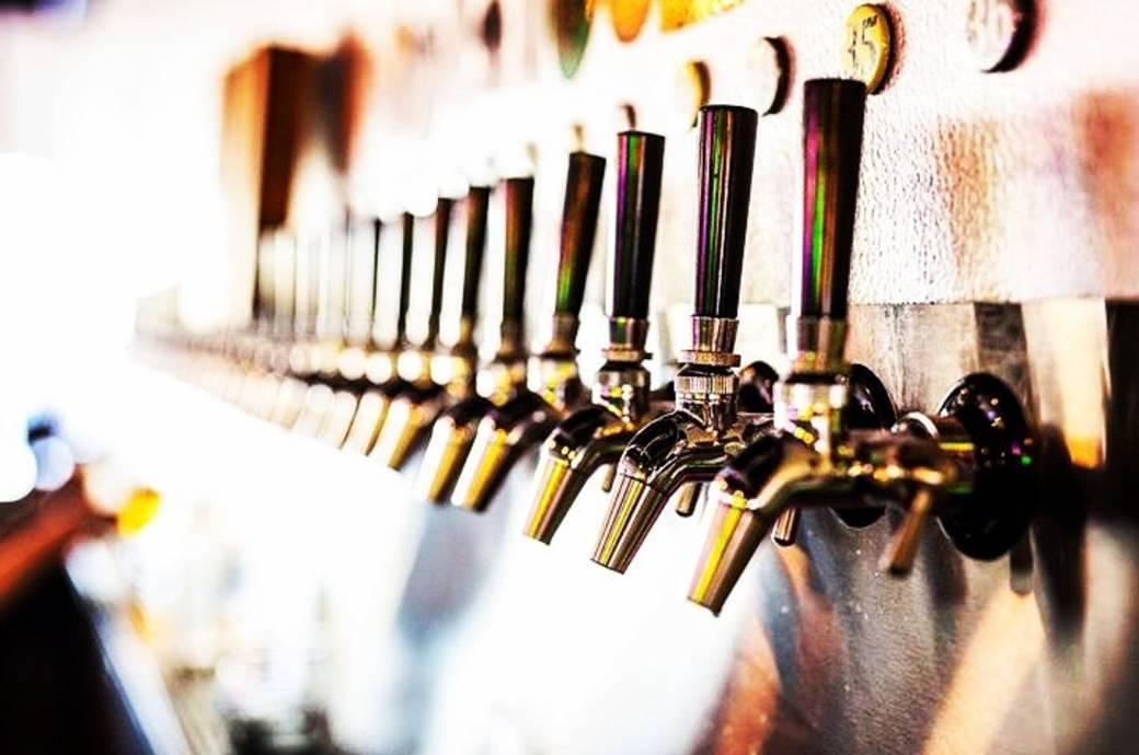 Hop Central - Beer Taps