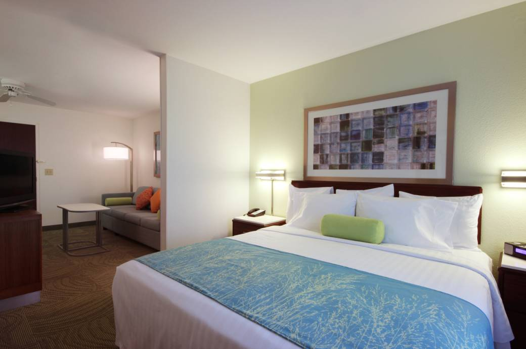 SpringHill Suites by Marriott Phoenix/Chandler Fashion Center King Suite