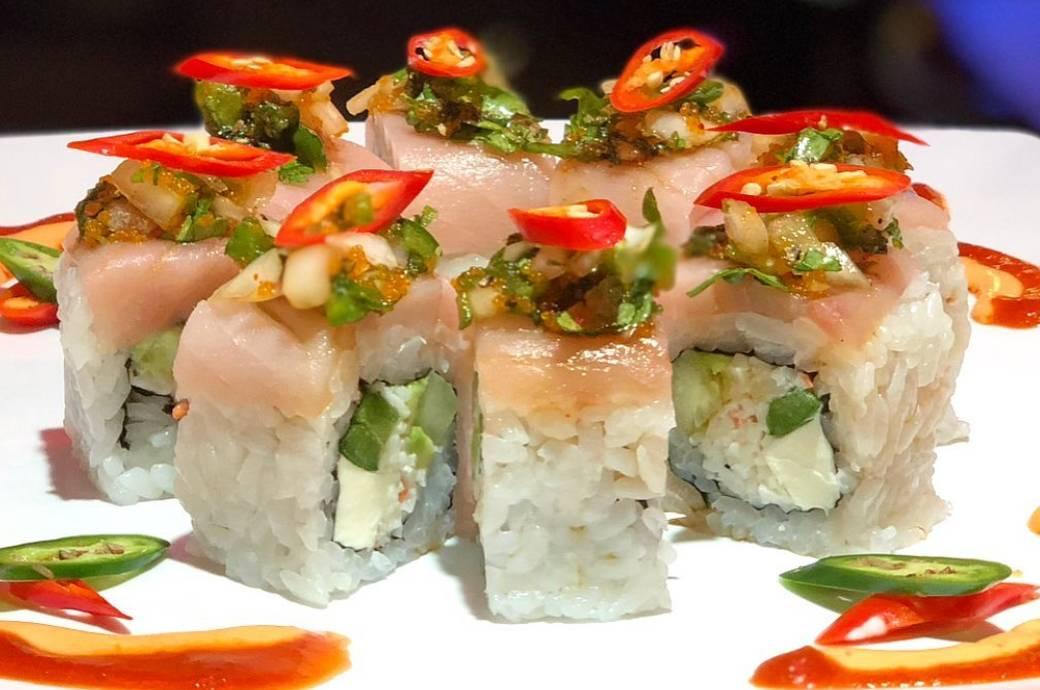 Ninja Japanese Restaurant - Sushi