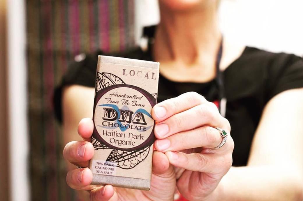 DNA Chocolate - Denae Hostetler
