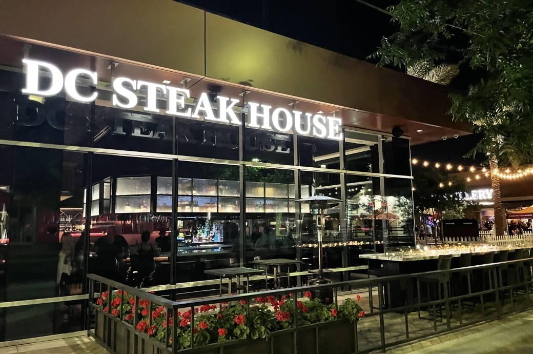 DC Steak House - Exterior Patio