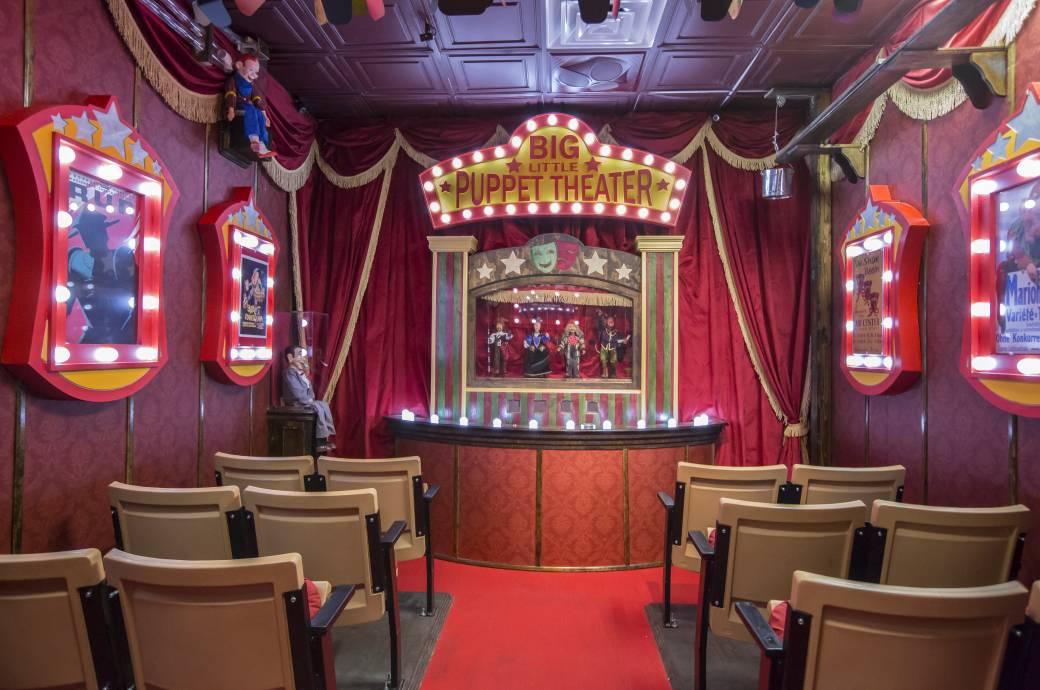 Escape The Room - Theater