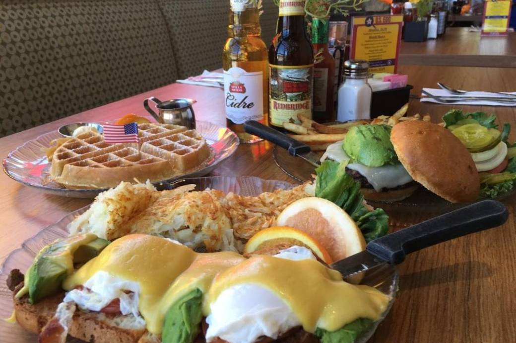 U.S. Egg Breakfast & Lunch Restaurant - Brunch