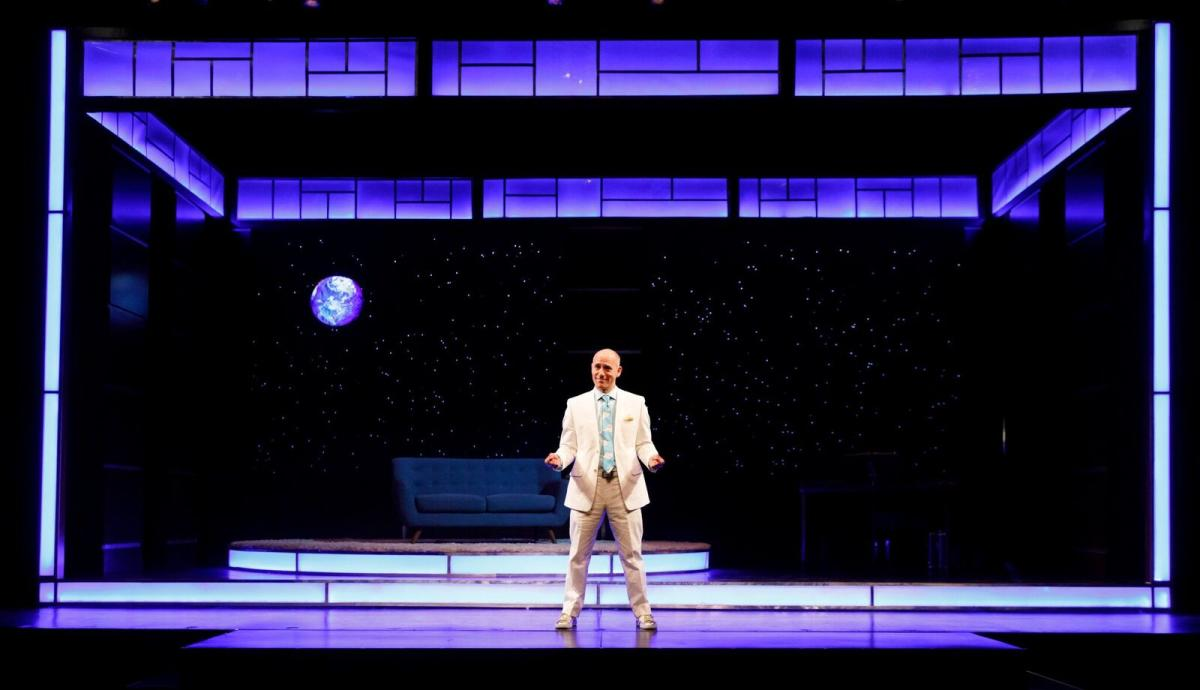 An Act of God at Bucks County Playhouse