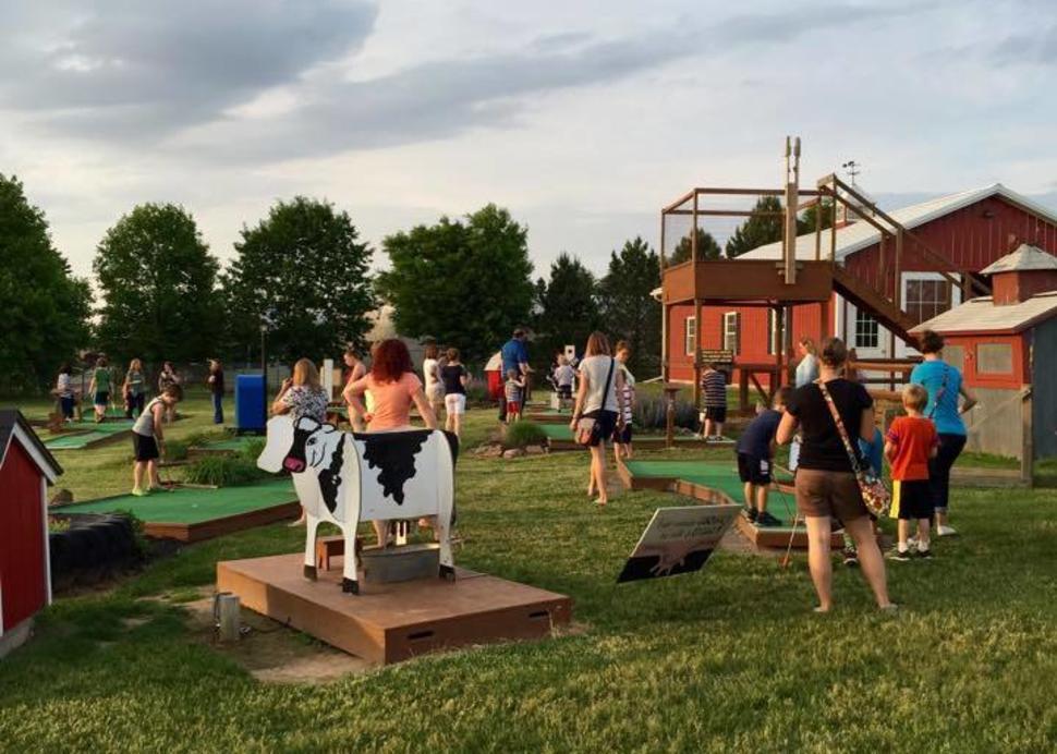 Family fun activities at Wickham Farms, Rochester NY