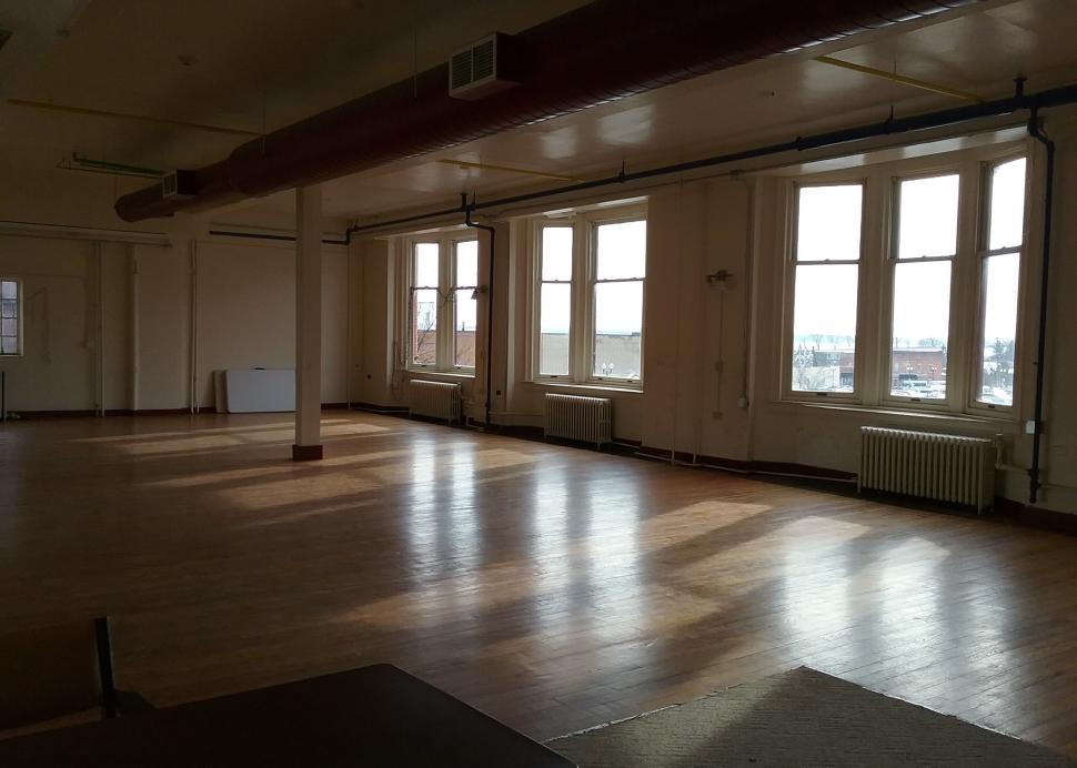 Dance Studio at Smith Center for the Arts, Photo Credit: Jan Regan Photography