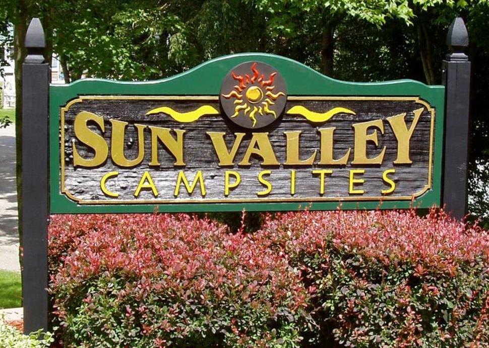 Sun Valley Sign