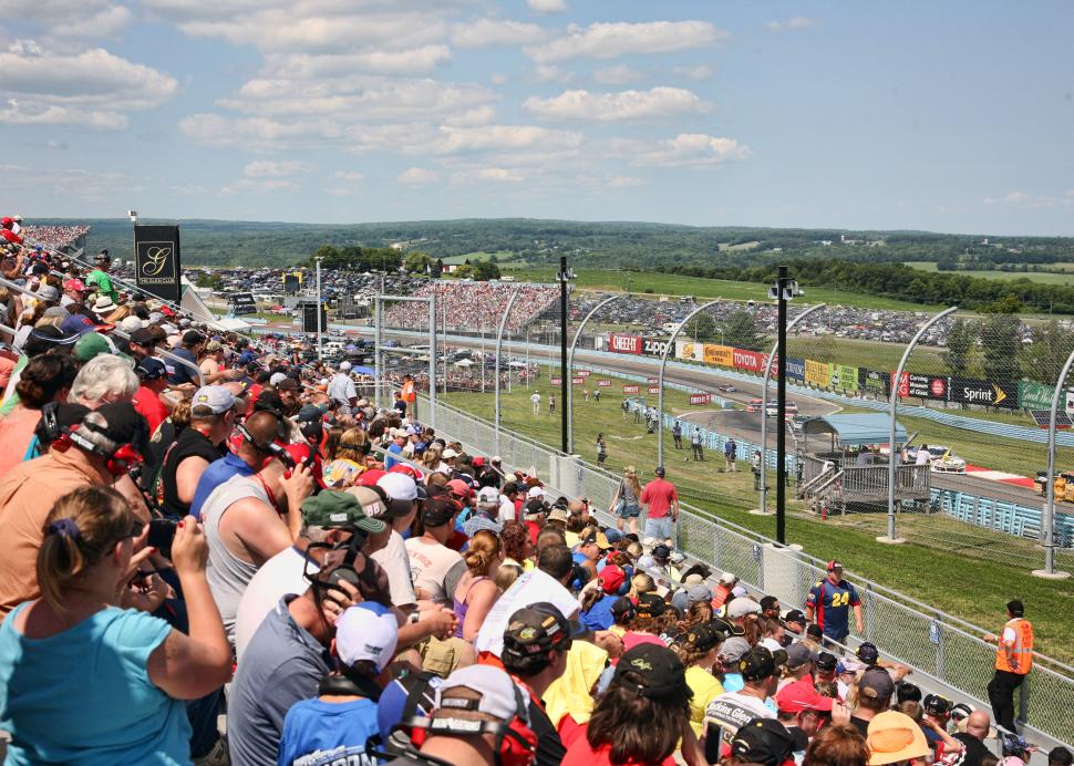 Watkins Glen International Racetrack