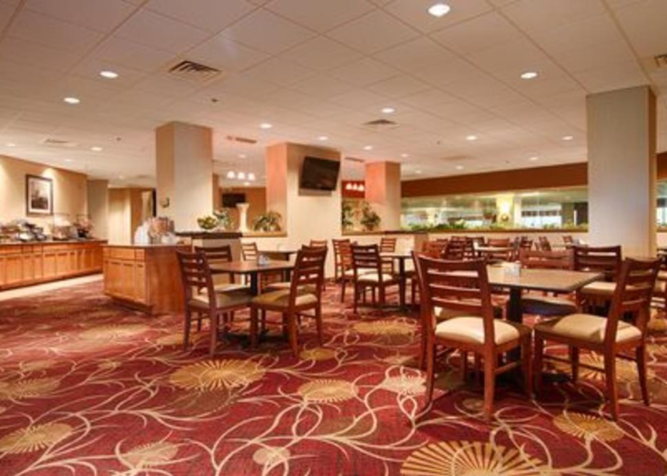 Complimentary Hot Breakfast Buffet Daily