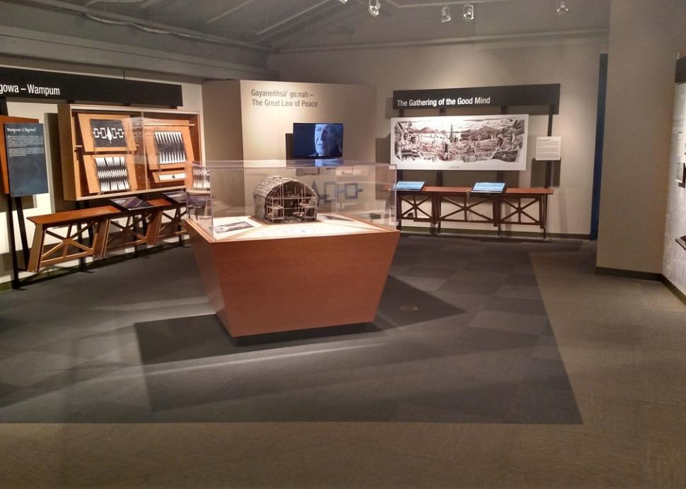 2nd Floor Exhibit Gallery