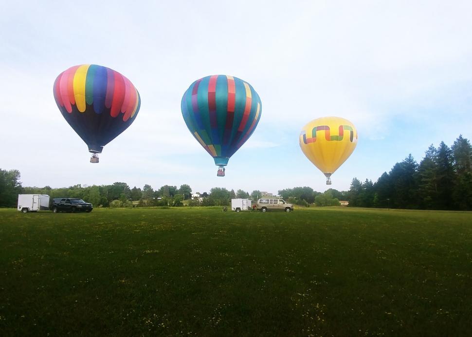 Take a Balloon Flight