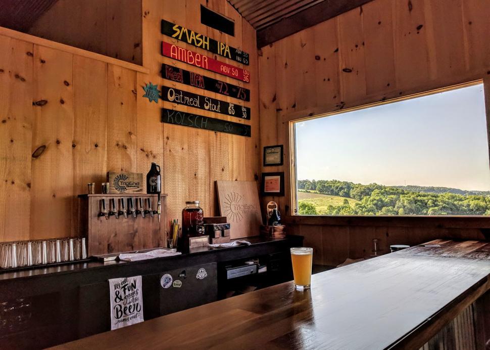 TripEnd Brewing Tasting Bar